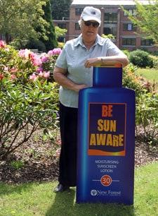 Be sun aware