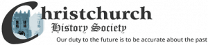 Christchurch History Society logo