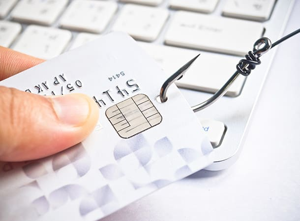 What is phishing? Fraudulently sending emails purporting to be from reputable companies in order to trick individuals