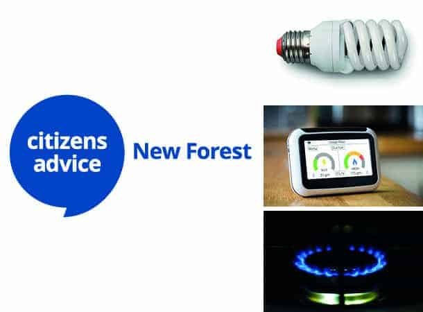 Citizens Advice New Forest helps people to slash the cost of energy bills