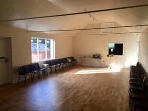 New Second Hall